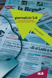 """Copertina libro """"Giornali.it/2.0"""""""